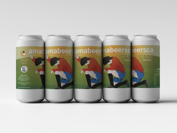 Cold IPA Amabeersca